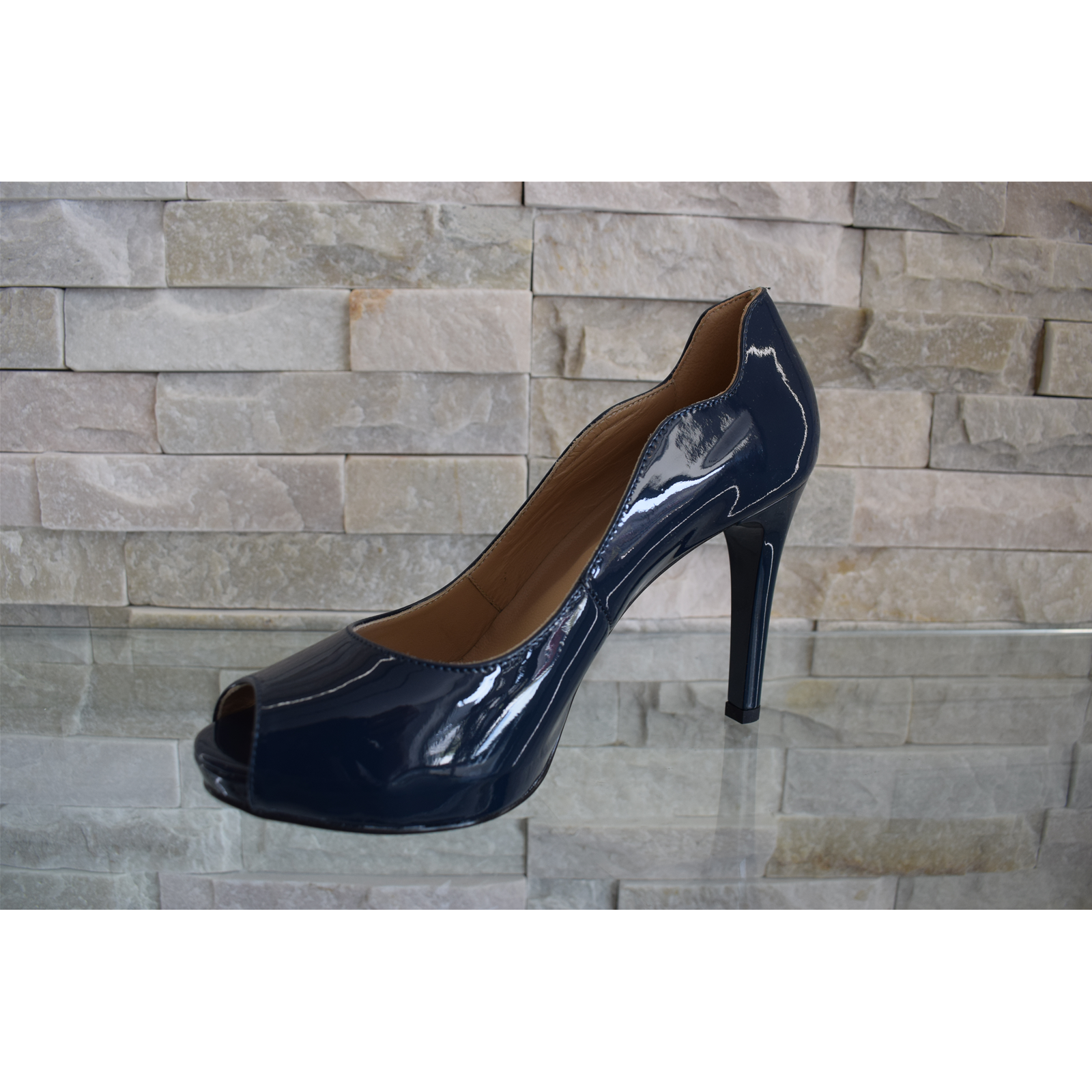 Scarpe decollette nero giardini donna p717383de 200 listino 129 50 ebay - Ebay scarpe nero giardini ...