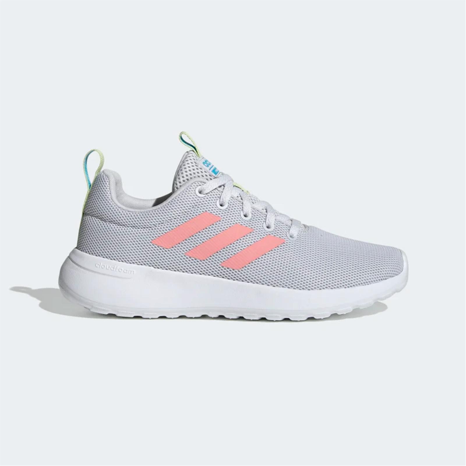 Dettagli su Scarpette Adidas EG3049 Lite Racer CLN bambina colore bianca listino € 44,95