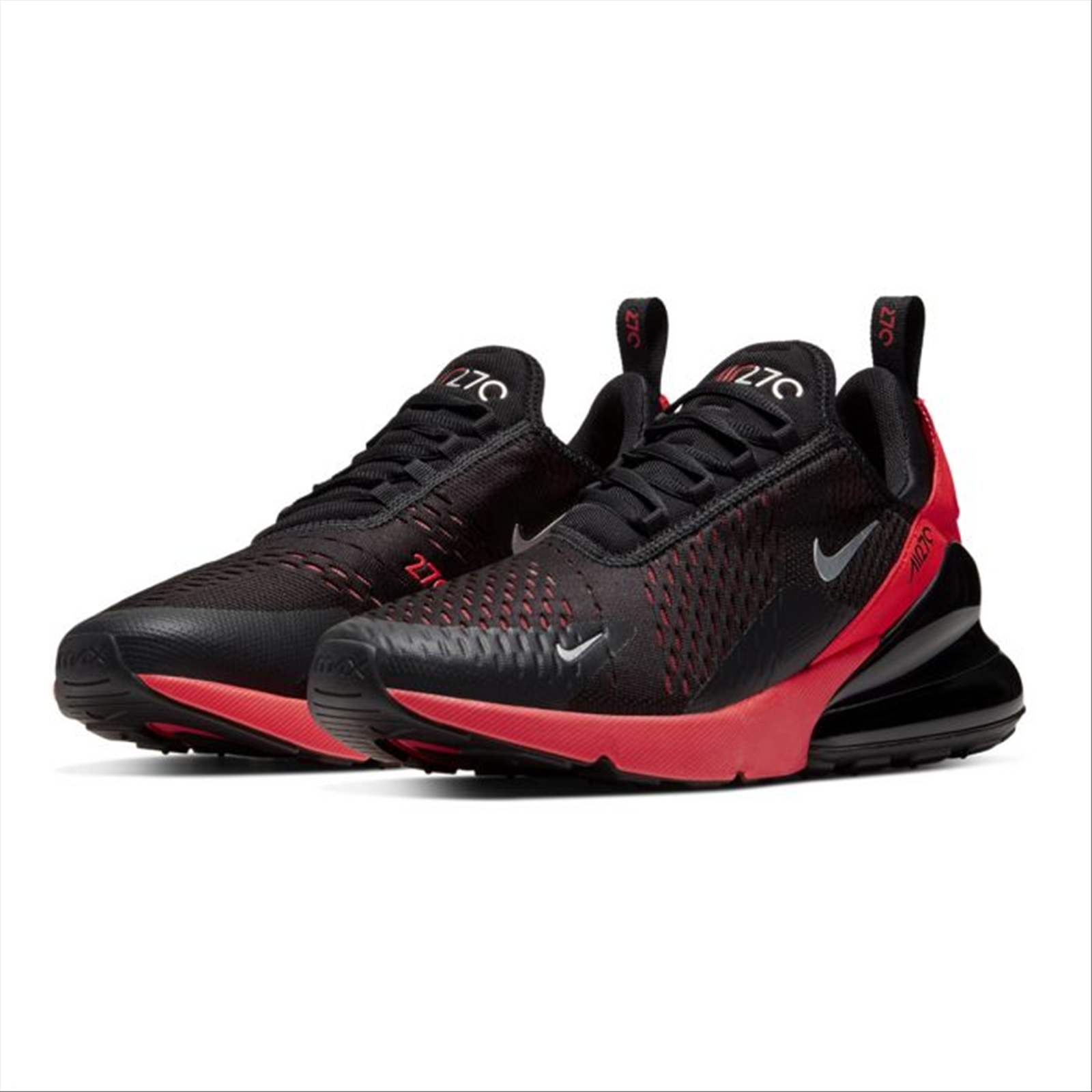 Dettagli su Scarpette Nike air max 270 AH8050 026 uomo colore nero listino € 155,00